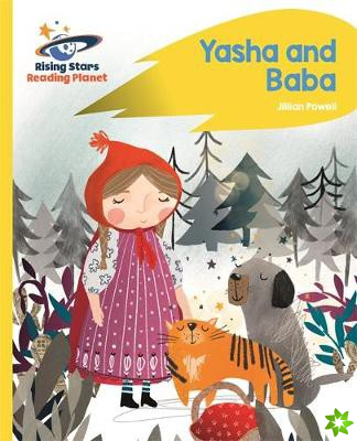 Reading Planet - Yasha and Baba - Yellow: Rocket Phonics