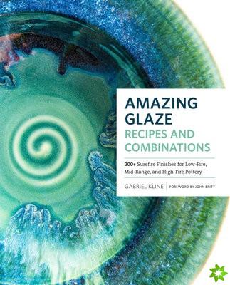 Amazing Glaze Recipes and Combinations