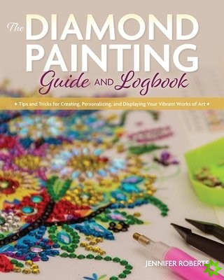 Diamond Painting Guide and Logbook