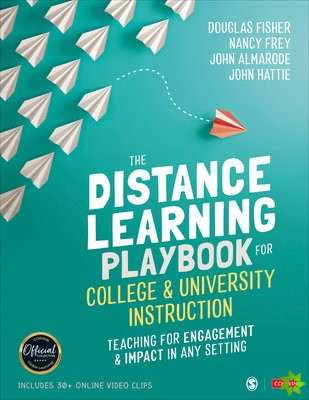 Distance Learning Playbook for College and University Instruction