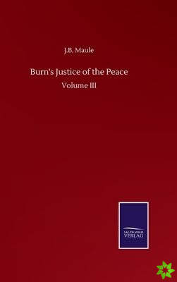 Burn's Justice of the Peace