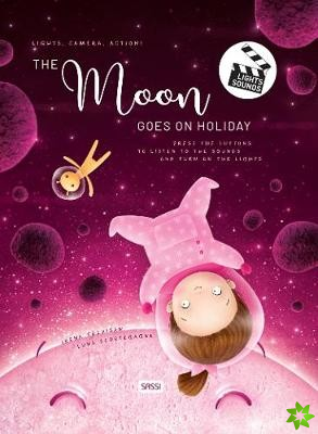 Moon goes on Holiday
