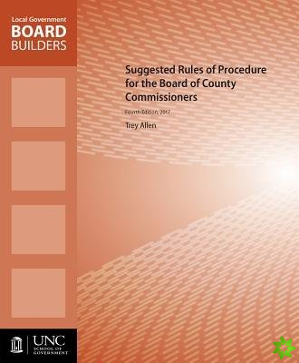 Suggested Rules of Procedure for the Board of County Commissioners