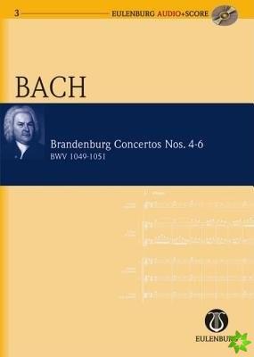 Brandenburg Concertos Nos.4-6