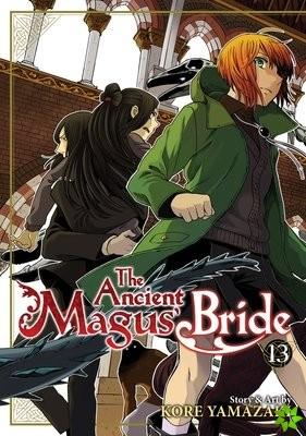 Ancient Magus' Bride Vol. 13