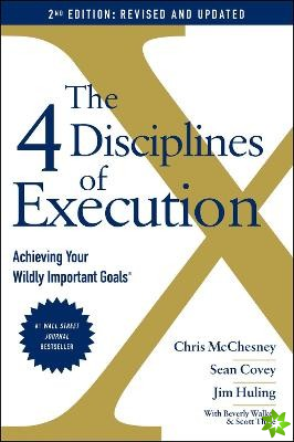 4 Disciplines of Execution: Revised and Updated