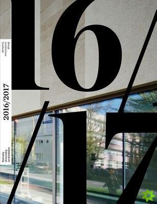 Slovak Architecture Yearbook 2016/2017