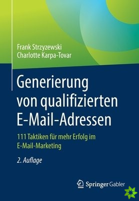 Generierung von qualifizierten E-Mail-Adressen