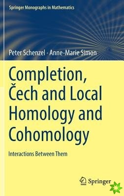 Completion, Cech and Local Homology and Cohomology