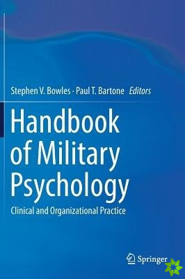 Handbook of Military Psychology