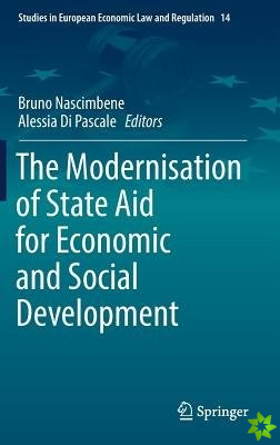 Modernisation of State Aid for Economic and Social Development