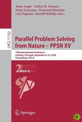 Parallel Problem Solving from Nature XV