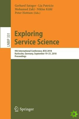 Exploring Service Science