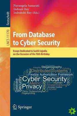 From Database to Cyber Security