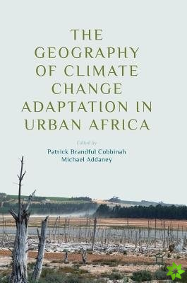 Geography of Climate Change Adaptation in Urban Africa