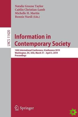 Information in Contemporary Society