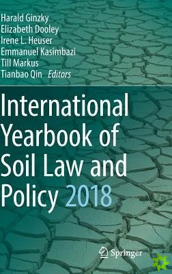 International Yearbook of Soil Law and Policy 2018