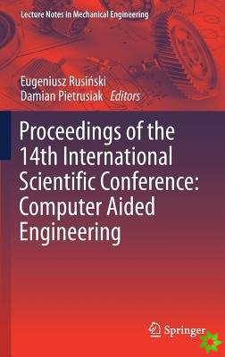 Proceedings of the 14th International Scientific Conference