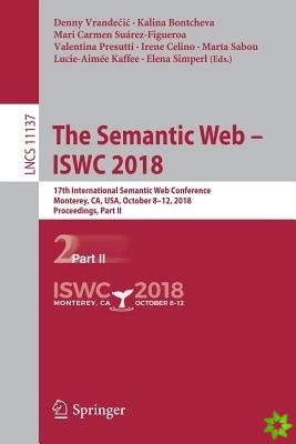 Semantic Web - ISWC 2018