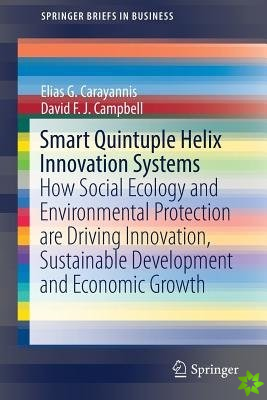 Smart Quintuple Helix Innovation Systems