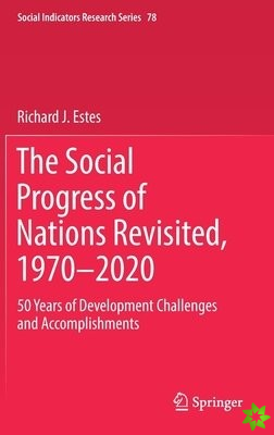Social Progress of Nations Revisited, 1970-2020