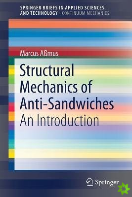 Structural Mechanics of Anti-Sandwiches