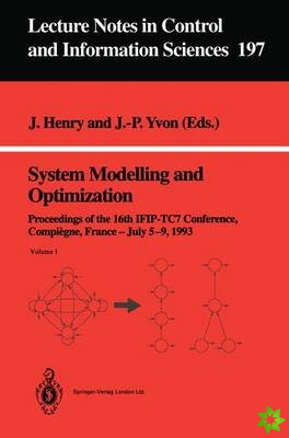 System Modelling and Optimization