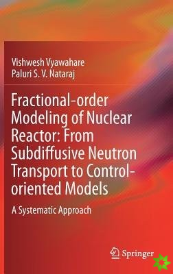Fractional-order Modeling of Nuclear Reactor: From Subdiffusive Neutron Transport to Control-oriented Models