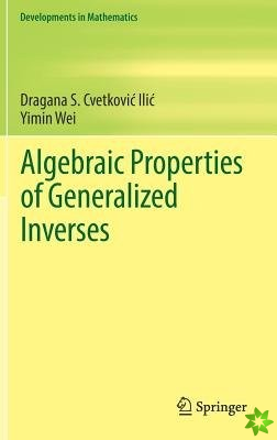 Algebraic Properties of Generalized Inverses