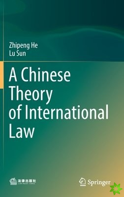 Chinese Theory of International Law