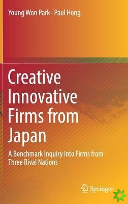 Creative Innovative Firms from Japan