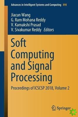Soft Computing and Signal Processing