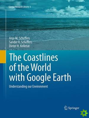 Coastlines of the World with Google Earth