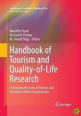 Handbook of Tourism and Quality-of-Life Research