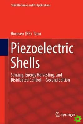 Piezoelectric Shells