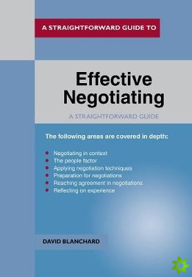 Effective Negotiating