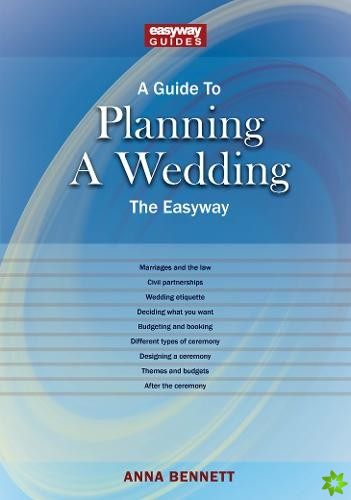 Guide To Planning A Wedding