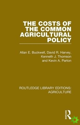 Costs of the Common Agricultural Policy