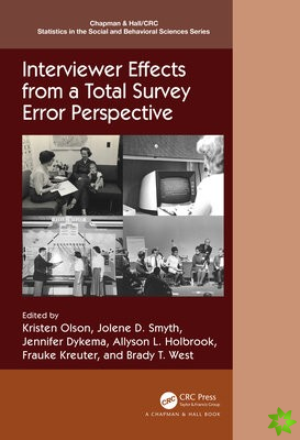 Interviewer Effects from a Total Survey Error Perspective