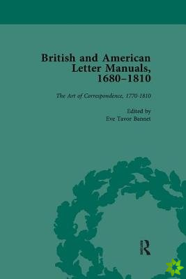 BRITISH AND AMERICAN LETTER MANUALS