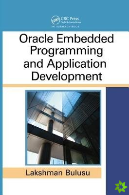 ORACLE EMBEDDED PROGRAMMING AND APP