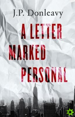 Letter Marked Personal