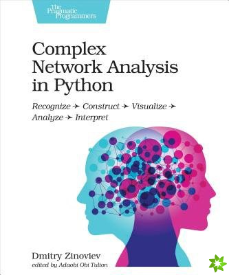 Complex Network Analysis in Python