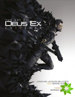 Art of Deus Ex Universe