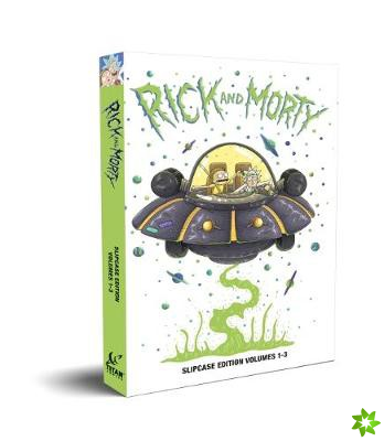 Rick & Morty Slipcase Vol 1-3