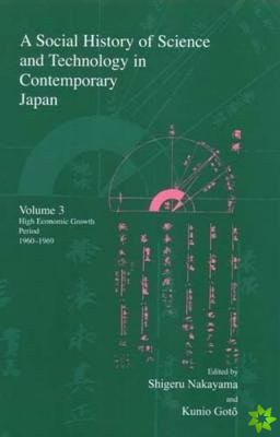 Social History of Science and Technology in Contemporary Japan