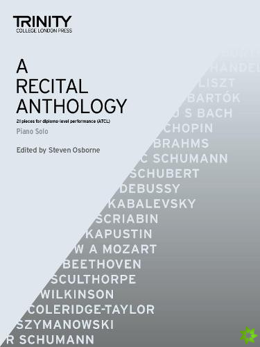 Recital Anthology - Piano Solo