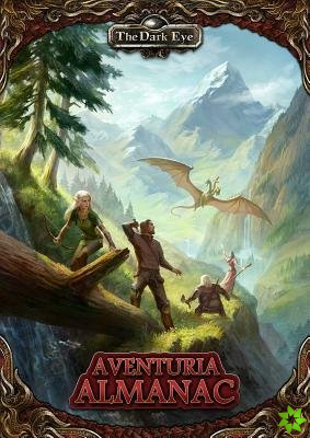 Dark Eye - Aventuria Almanac Pocket Edition