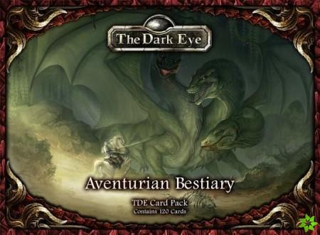 Dark Eye - Aventurian Bestiary Card Pack