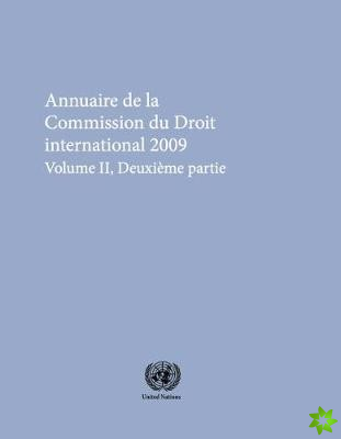 Annuaire de la Commission du Droit International 2009, Volume II, Partie 2